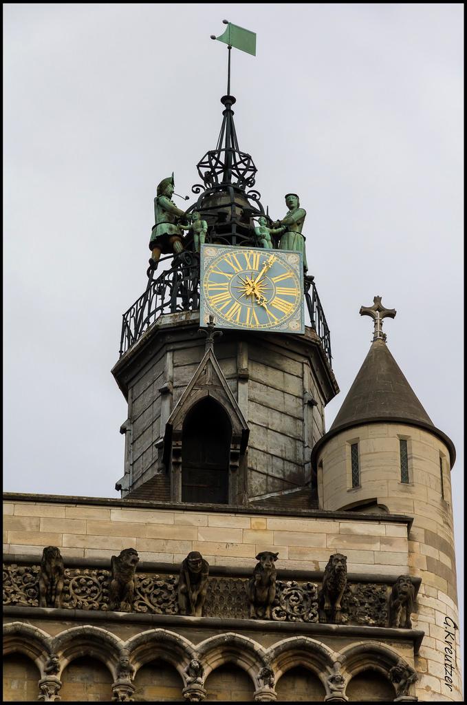 jacquemart tower