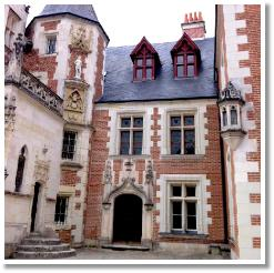 Clos Lucé, the manor house where Leonardo DaVinci lived