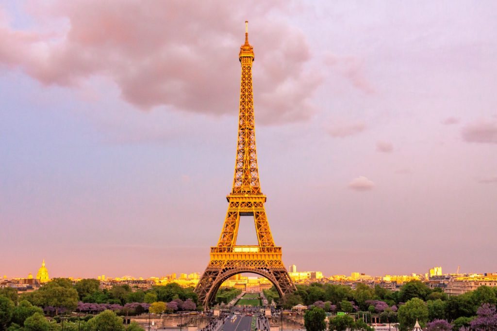 LUXURY TOUR OF PARIS