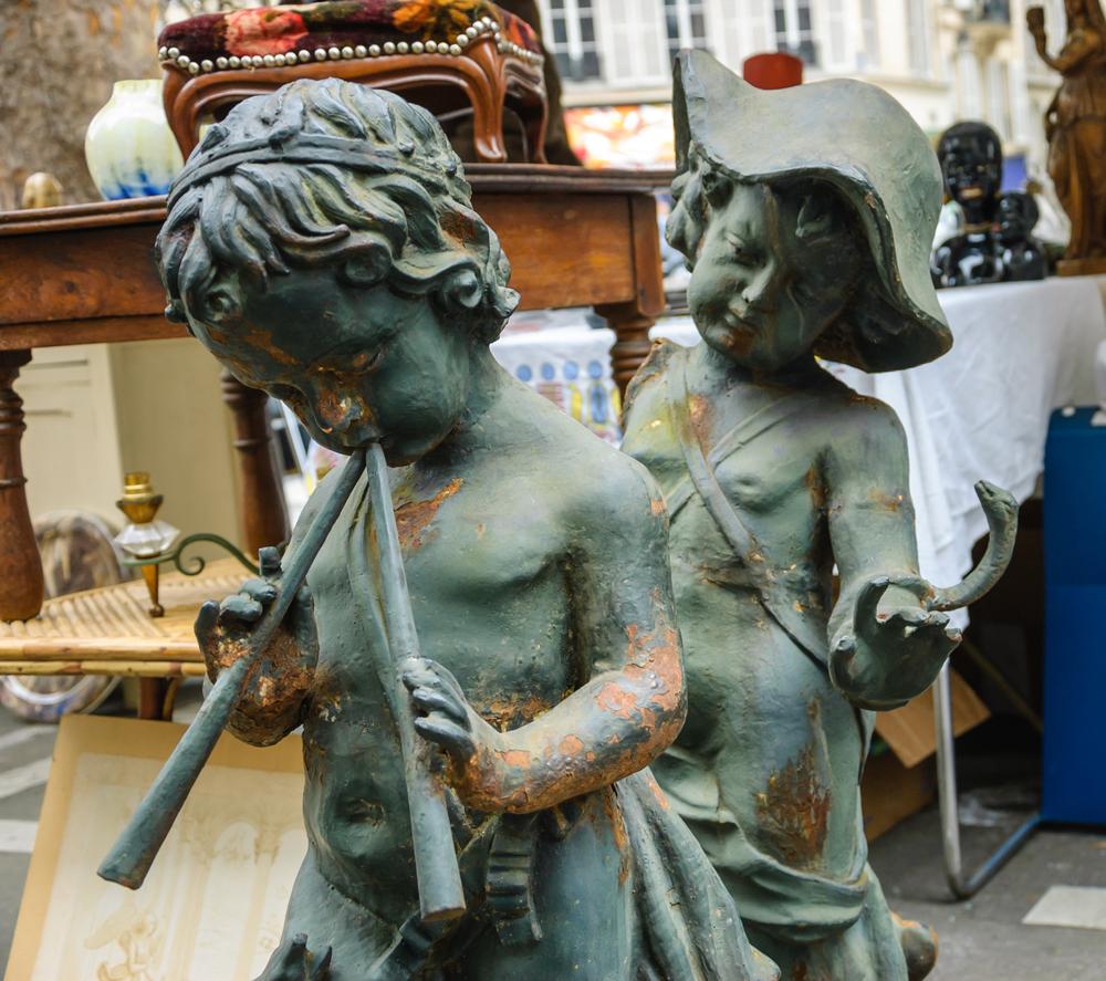 saintouen flea market
