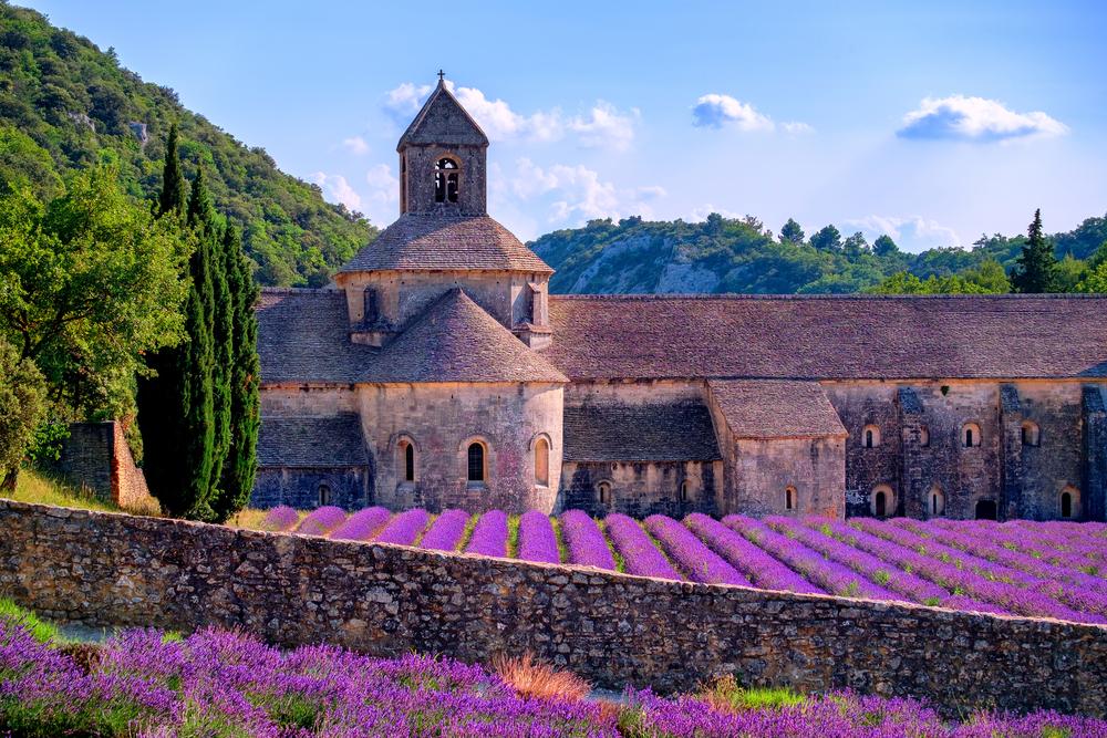 Senanque monastery